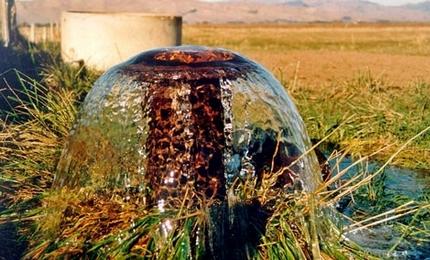Чистая вода из глубинной скважины