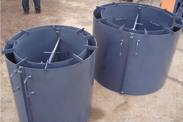 Как делают жби кольца опалубочные плиты перекрытия