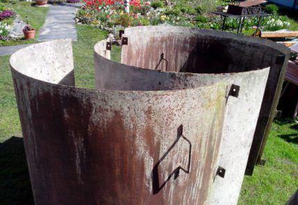 Самодельная форма для изготовления колец