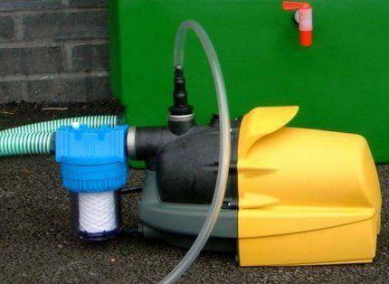 Suction valve filter