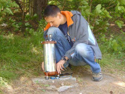 Гидроразведка - метод поиска подземных вод