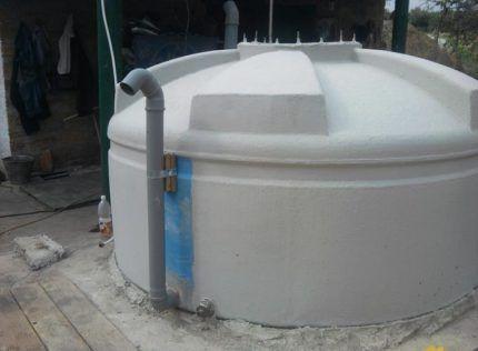 Из чего сделать установку для получения биогаза