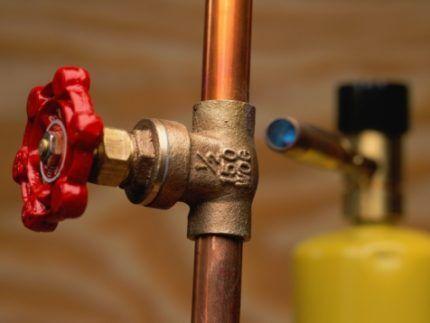 Датчик для определения утечек газа