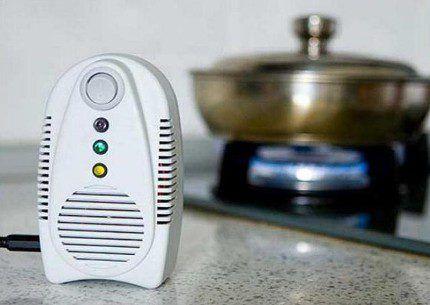 Сигнализатор угарного газа