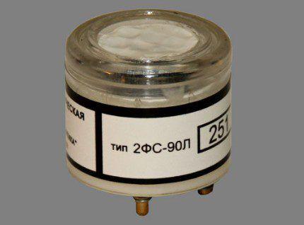 Полупроводниковый сенсор