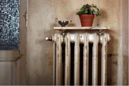 Как лучше покрасить старый радиатор