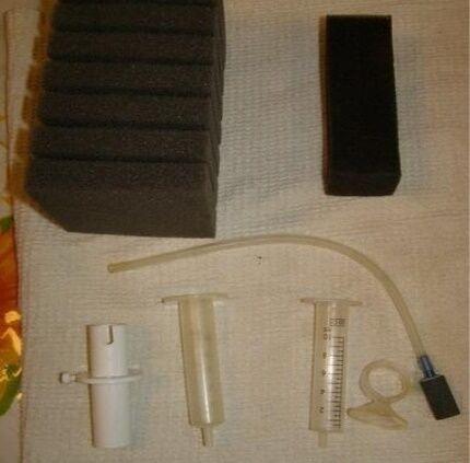 Как сделать переносной фильтр для воды своими руками
