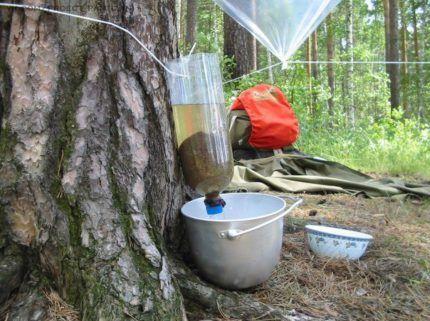 Угольный фильтр для воды простой