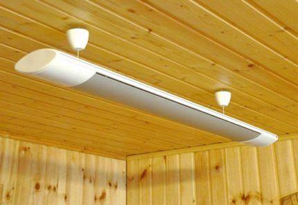 Какой обогреватель лучше для обустройства деревянного дома