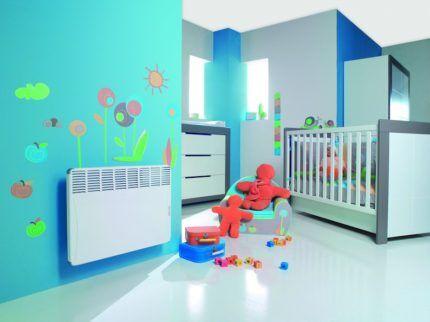 Какой обогреватель лучше выбрать для детской комнаты