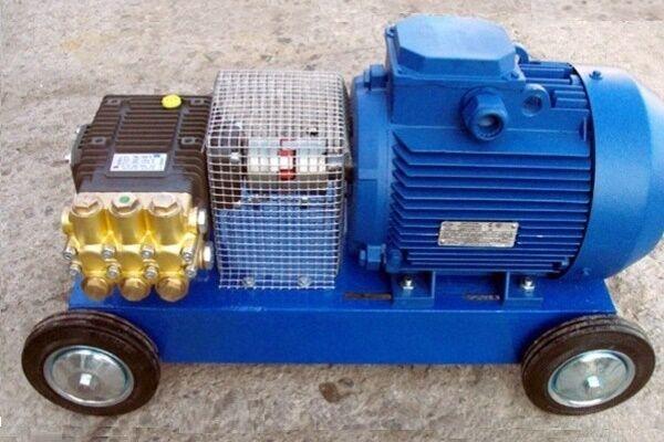 Насос напорный агрегат