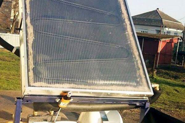 Изготовлению солнечных коллекторов своими руками