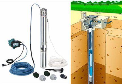 Дополнительные устройства для теплового насоса вода вода