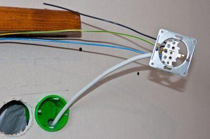 Критерии выбора подводимого провода