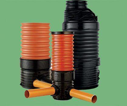 Types of plastic wells