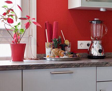 Гармонично подобранные кухонные розетки