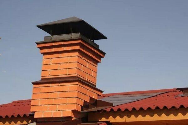 Дымоход через балкон проход трубы дымохода через стену купить