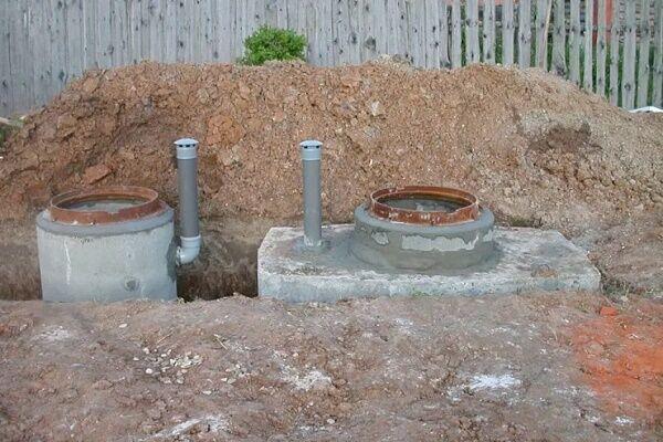 канализационный колодец недвижимое имущество они