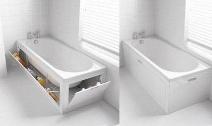 Декоративный экран для ванны