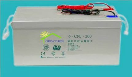 Аккумулятор для солнечной станции