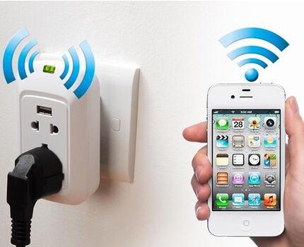 Умная Wi-Fi-розетка