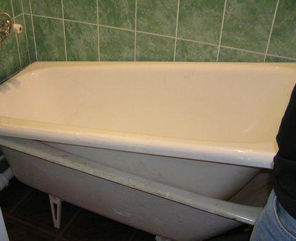 """Технология """"ванна в ванне"""""""