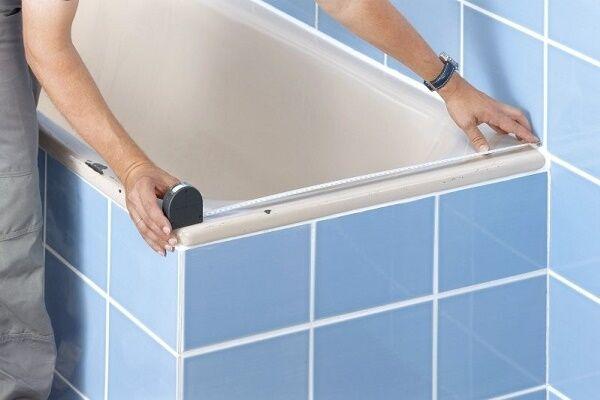 Акриловая вставка в ванну : как правильно установить вкладыш