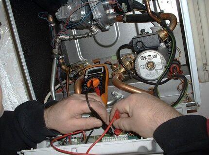 Как проводится техническое обслуживание газовых котлов