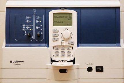 Автоматика газового водонагревателя