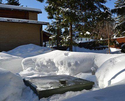 Консервация устройства на зиму