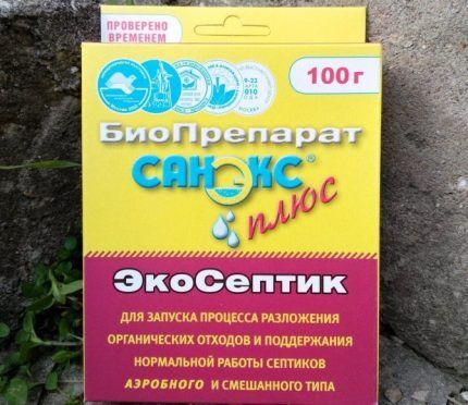 Sanex Ecoseptic