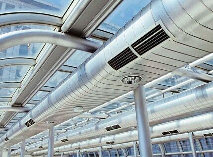 Центральное воздушное отопление