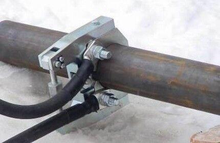 Выделение тепла металлом
