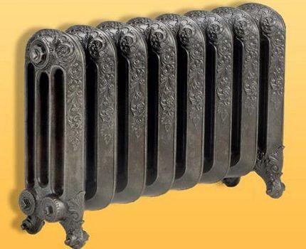 Чугунные радиаторы могут лопнуть