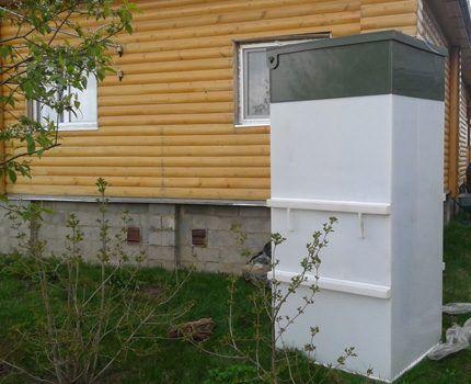 Станции биоочистки для домашнего применения