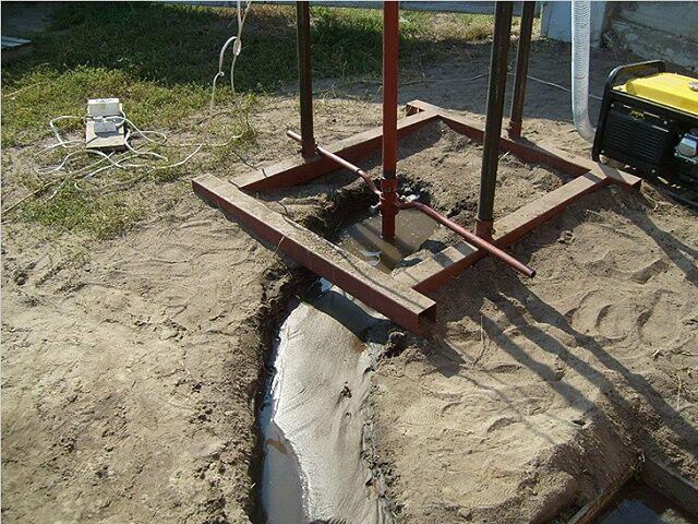 Буровая установка своими руками: виды для разработки скважин