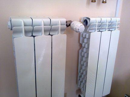 Современные отопительные радиаторы