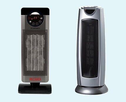Вертикальные тепловентиляторы для обогрева гаража