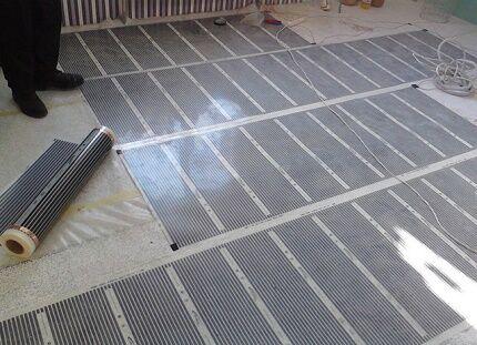 Система отопления плэн