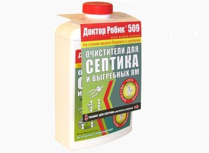 Бактерии для обработки стоков в септиках roebic 509