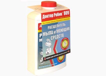 Средство с бактериями для септиков roebic 809