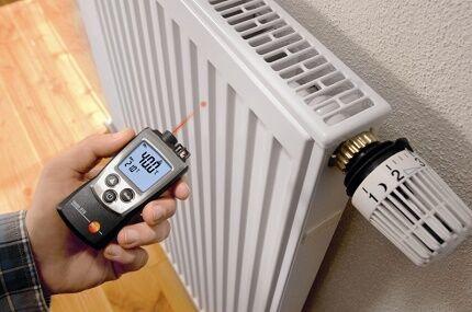 Этапы заправки телоносителем системы отопления