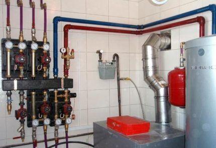 Как подобрать антифриз для заполнения системы водяного отопления