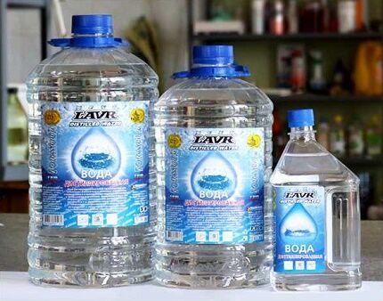 Дистиллированная вода - теплоноситель системы отопления