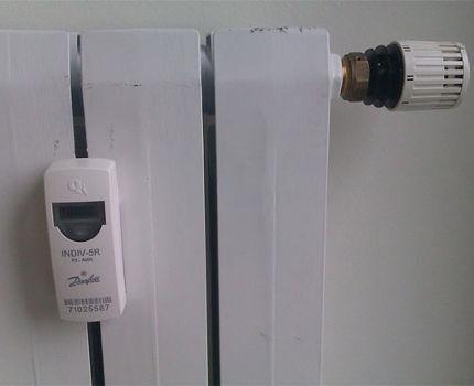 Как установить счетчики на отопление в квартире