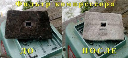 Прокладки компрессора