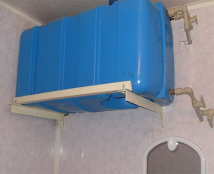 Бак для накопления воды