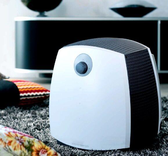 Смотреть Очиститель воздуха для аллергиков и астматиков видео