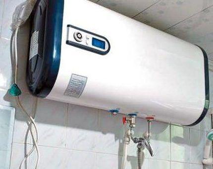 Накопительные водонагреватели вертикального типа