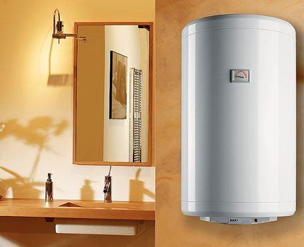 Electronically controlled water heaters